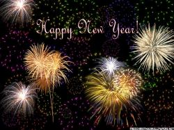 Download Happy New Year Fireworks