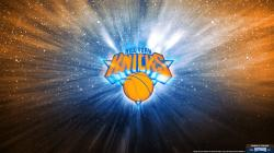 New York Knicks Logo Wallpaper