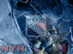NHL New York Rangers by Realyze