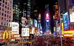 Widescreen Resolutions : 1280x800 1440x900 1680x1050 1920x1200 2560x1600. Facebook Cover : Make My Facbook Cover. Download Times Square, New York at night ...