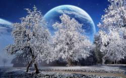 Nice Snow Wallpaper