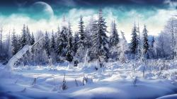 Snow Wallpaper HD