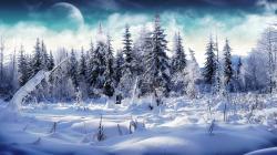 Snow Wallpaper HD