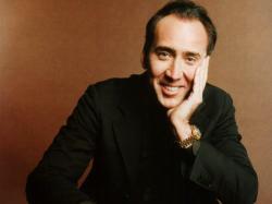 ... Nicholas Cage ...