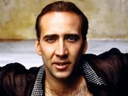 nicolas cage HD Wallpaper