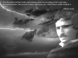 Don't forget to share! Nikola Tesla Quotes