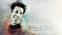 Genius known as Nikola Tesla by kaki-tori
