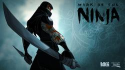 Mark of the Ninja Desktop Background Collection