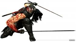 ... Ninja Gaiden 3: Razor's Edge Screenshot - click to enlarge