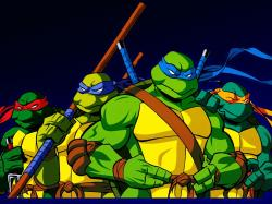 Ninja Turtles Cartoon Pictures Desktop Wallpaper