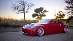 Amazing Description: The Wallpaper above is Modified Nissan 350z Wallpaper in