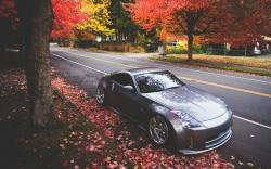 Nissan 350Z Tuning Autumn