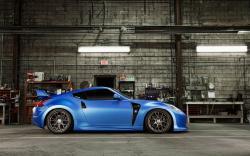Nissan 370z Garage