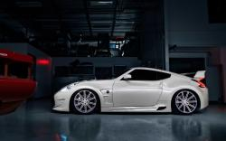 Nissan 370Z Car Tuning