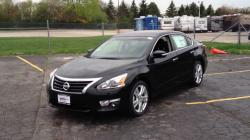 2013 Nissan Altima 3.5 SV review