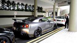 MB Performance Tuned Nissan GTR Parking