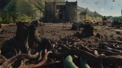 The biggest problem with Noah lies solidly with the special effects department. Being sort of a disaster movie, there's a ton of CGI and much of it is ...