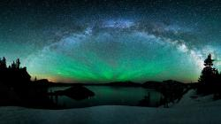 Images: Unknown. AURORA BOREALIS/ NORTHERN LIGHT FACTS