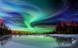 Northern Lights Aurora Wallpaper