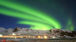 Iceland Northern Lights Wallpaper