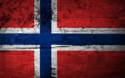 Norwegian Flag Wallpaper