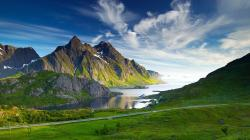 Fjord Norway Wallpaper