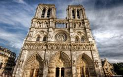 Notre Dame Cathedral 27 HD Image