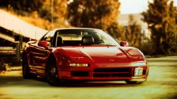beautiful acura nsx high resolution wallpaper
