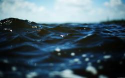 ocean sea skyscapes water waves ...