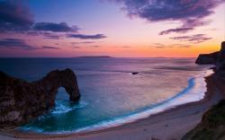Beautiful Ocean Landscape Wallpaper