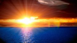 Beautiful Ocean Sunset Pictures