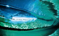 Cool Ocean Waves Wallpaper
