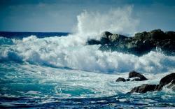 Astonishing Wallpaper Desktop Stalker Hd Notebook Wallpaper Photography: Ocean Astonishing Ocean Waves Wallpaper Wallpapers 1920x1200px
