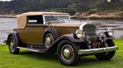 Old Car 10589