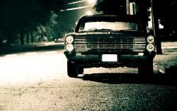 Old Car Wallpaper