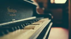 Old Huntington Piano Music