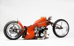 Super orange Bike