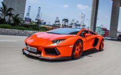 Lamborghini Aventador LP900-4 Molto Veloce Street