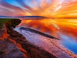 Colorful Orange Sunset-tw2011 · amazing_collection_sunset_photography_1
