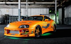 Awesome Toyota Supra