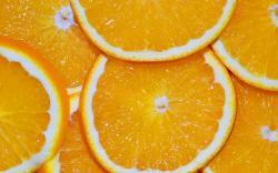 Oranges Close Up Wallpaper 22576