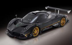 15931 views Pagani Zonda R
