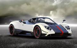 31282 views Pagani Zonda Cinque Roadster 2