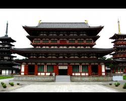Pagodas Cities