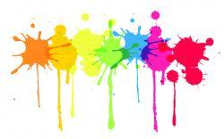 ... Paint Splatter Wallpaper; Paint Splatter Wallpaper