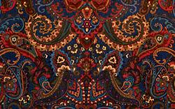 Patterns paisley wallpaper