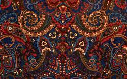 Patterns paisley wallpaper