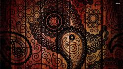 ... Paisley Wallpaper Hd 03 ...