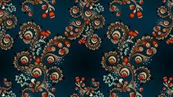 Fancy Paisley Hd Desktop Background Wallpapers Free 1920x1080px