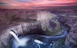 1920x1200 Earth Palouse Falls